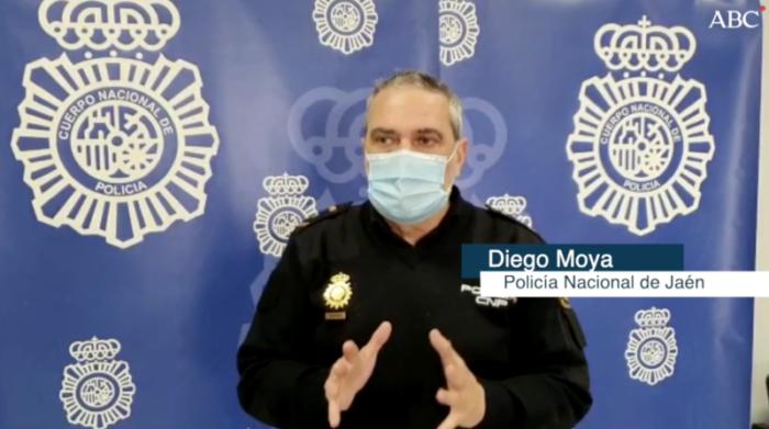 Hallan el cadáver de una mujer con el rostro desfigurado junto a un contenedor en Jaén