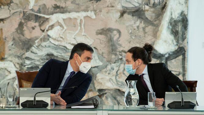 Sánchez quita hierro a las tensiones con Iglesias: «Nos unen más cosas de las que nos separan»