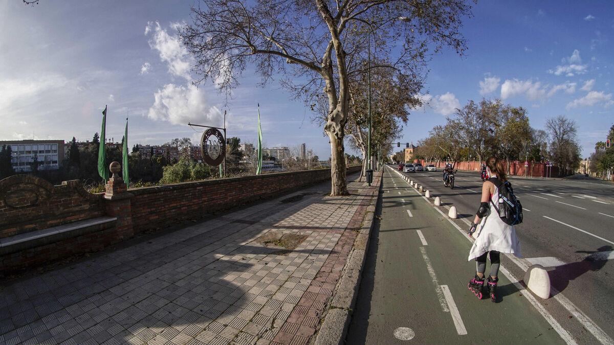 Nuevo puente en Sevilla: una pasarela peatonal unirá Altadis con San Telmo