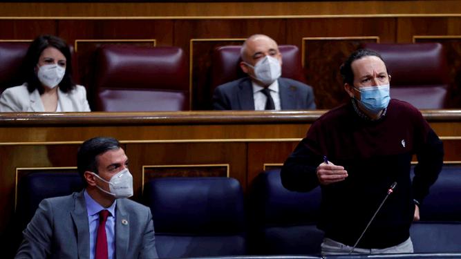 En directo: Última sesión de Control al Gobierno con Pablo Iglesias como vicepresidente