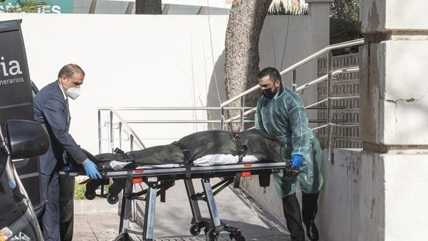 Febrero, el mes más mortífero al registrar 2.036 fallecidos por Coronavirus en Andalucía