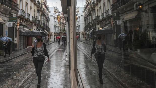 Tiempo en Sevilla: la calima da paso a la lluvia para Jueves y Viernes Santo