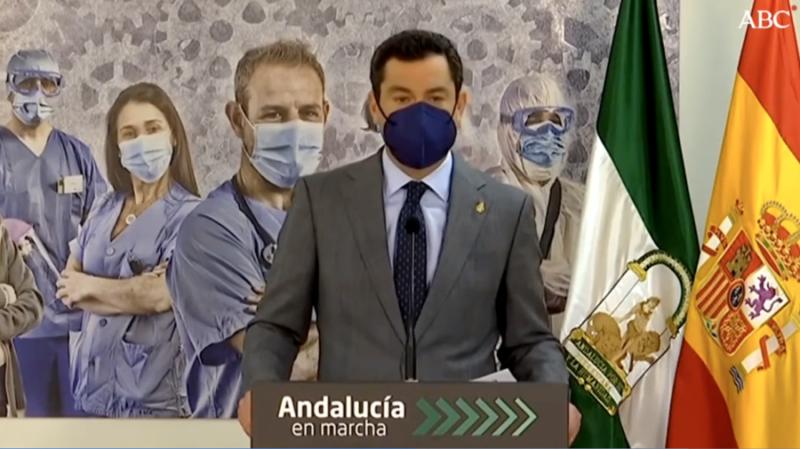 Andalucía mantendrá las actuales medidas para afrontar la cuarta ola Covid