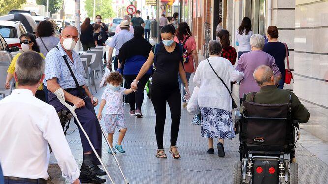 Los contagios en Sevilla se disparan hasta los 360 casos tras los fallos informáticos