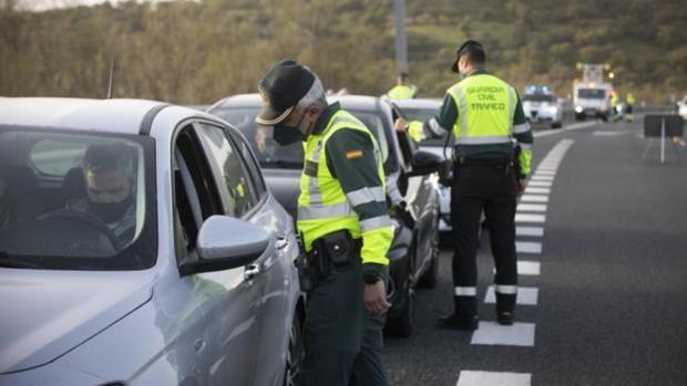 Lista completa de los pueblos de Andalucía que tienen cierre perimetral desde este viernes 23 de abril