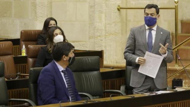 La Junta de Andalucía pedirá un estado de alarma sólo si la tasa de incidencia supera los 700 casos