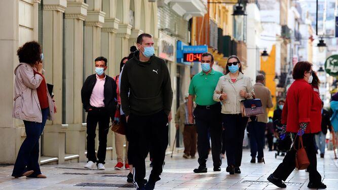 Sevilla es la tercera provincia de España con la tasa de contagios más alta en los últimos siete días