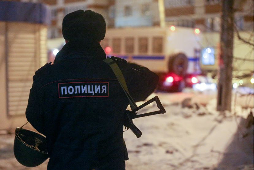 Al menos seis estudiantes y un profesor muertos por disparos en un colegio de Rusia