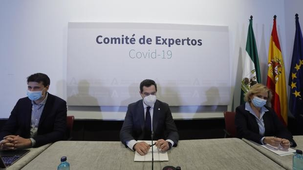 El comité de expertos de Andalucía se reúne el jueves: «Si la curva sigue bajando, podremos ir mejorando las medidas»