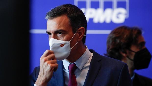 Sánchez anuncia el fin de la mascarilla en exteriores el próximo sábado, 26 de junio