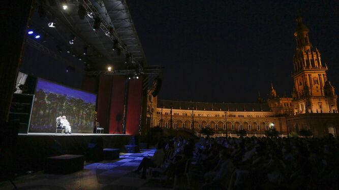 Vuelven los conciertos de Feria en la Plaza de España: el plan de Sevilla para septiembre