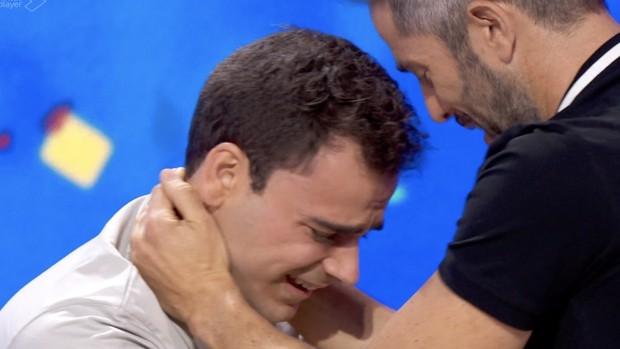 Pablo Díaz se lleva el bote de 'Pasapalabra': a la decimotercera fue la vencida