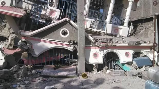 Aumentan a 304 los muertos en Haití a causa del terremoto