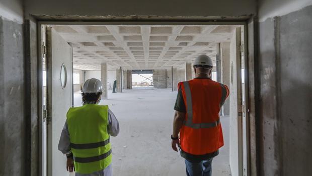 El Hospital Militar de Sevilla abrirá tres nuevas plantas antes de finales de año y tendrá casi 300 camas operativas