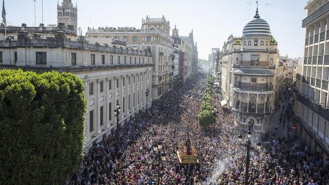 El Arzobispado de Sevilla autoriza la vuelta de las procesiones y cultos externos «con normalidad»