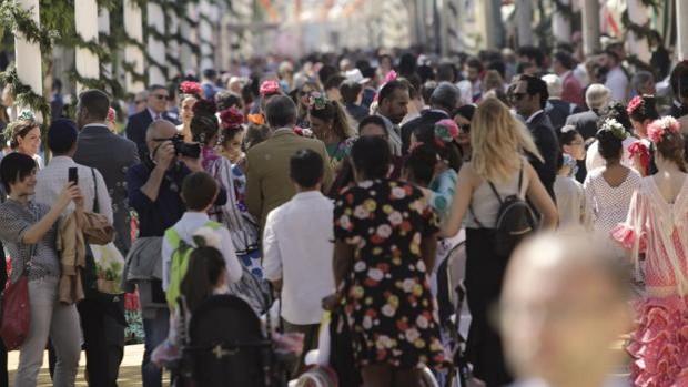 El plan de la Feria 2022: unos socios los días pares y otros los impares
