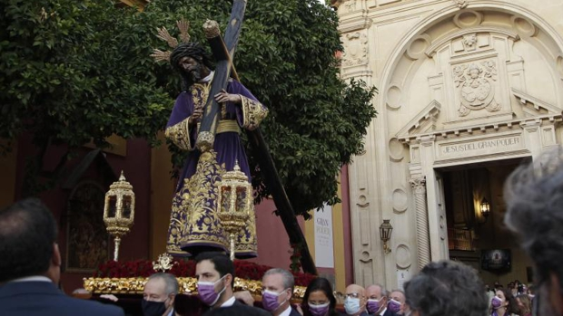 Las salidas del Gran Poder en octubre aumentan las reservas hoteleras en Sevilla