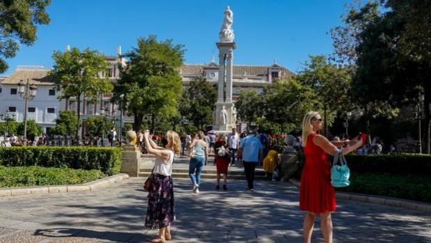 El tiempo en Sevilla: otro fin de semana con temperaturas por encima de los 30 grados